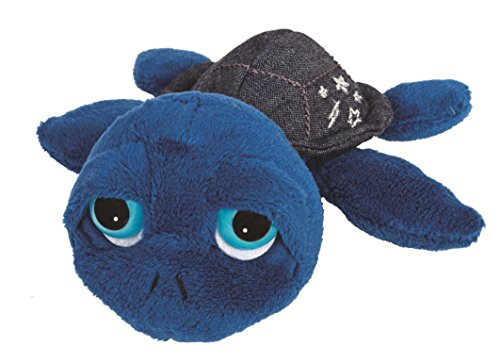 suki-gifts-lil-peepers-tropical-turtles-mo-turtle-soft-boa-plush-toy-small-blue-denim