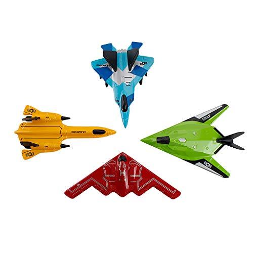 Hffan Toys Gleitflugzeuge Styropor Spielzeug Flieger Flugzeuge zum Werfen für Kinder   Gastgeschenke Geburtstag Jungen Mädchen   Kindergeburtstag Tüte Mitgebsel Mitbringsel Schultüte