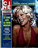 CINE TELE REVUE [No 10] du 06/03/1980 - L'HERO+¼NE - FLEAU DE L'HUMANITE. LES JEUNES LOUPS DU CINEMA AMERICAIN. CUBA - UN GRAD FILM D'AMOUR ET D'AVENTURE. DOMINIQUE SANDA - MISTY ROWE - PATRICL BENEDICT.
