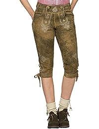 Stockerpoint Damen Trachten Lederhose Hose Sandra
