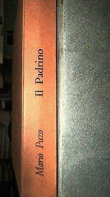 Mario Puzo: Il Padrino I edizione 1970 Ed. Dall'Oglio [RS] A49