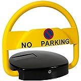 Lampa 62108-Barrière de Parking Électrique avec Panneau Solaire à Télécommande