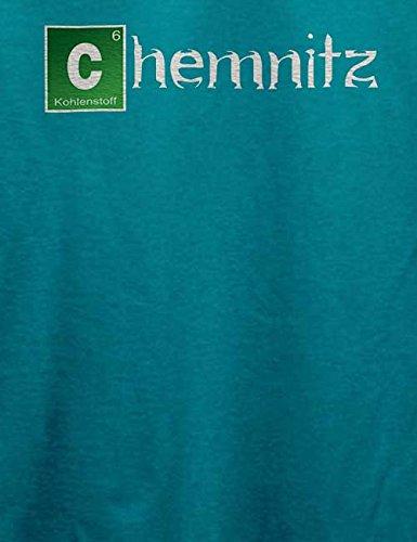 Chemnitz T-Shirt Türkis