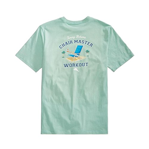 Tommy Bahama Chair Master Workout Medium Geiser T Shirt -