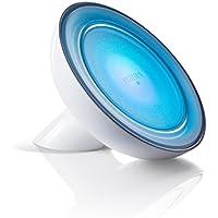 Philips Bloom - iluminación personal inalámbrica (Aluminio, Color blanco, IP20, 100 - 240 V, 50/60 Hz, 13 cm)