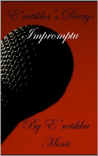 Erotikkas Diary: Introducing Erotikka Minii (Erotikka Diary I series Book 1)