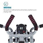 Capital-Sports-Crosswalker-Crosstrainer-Cyclette-Movimento-Oscillante-Verticale-ed-Orizzontale-Computer-Allenamento-Imbottitura-in-Espanso-Portabevande-Pieghevole-Argento