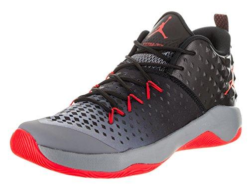 Nike Jordan Extra Fly 854551 110 Grigio-Nero-Rosso