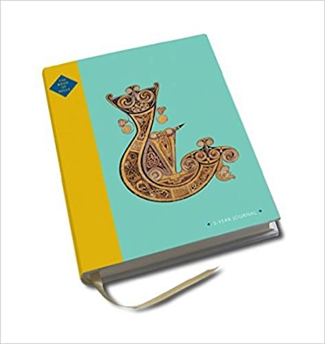 The Book of Kells: Five-Year Journal