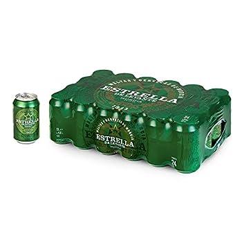 Estrella Levante Cerveza...