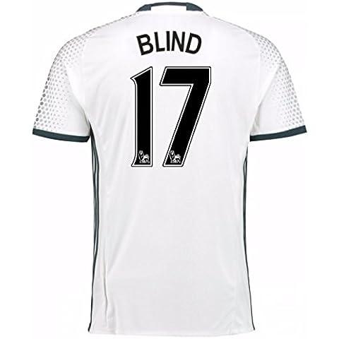 2016-17 Man United 3rd Shirt (Blind 17) - Kids