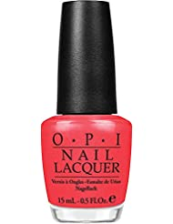 OPI I Eat Mainely Lobster, 15 ml