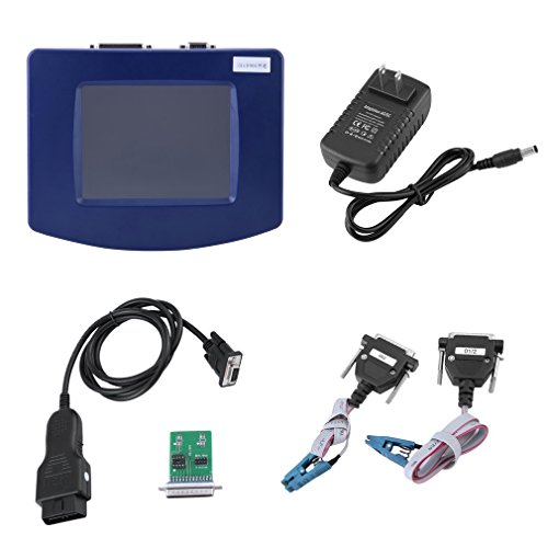 Preisvergleich Produktbild [Kinshops]Digiprog-3-V4.94 Diagnose Scanner Auto, OBD2 OBDII Diagnosegerät zum Lesen und Löschen von Fehlercodes Diagnose funktioniert bei allem PKWs KFZs