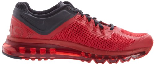 Hommes Air Max + 2013 Chaussures de course Gym Gym Red/Reflect Silver/Black