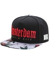 Herren Kappe Cayler & Sons GL Amsterdam Cap