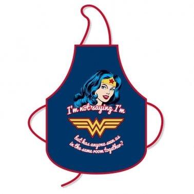 Half Moon Bay Wonder Woman Delantal