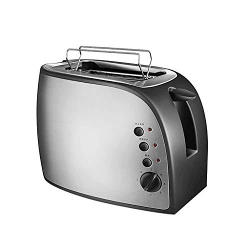 QSJNN Hauptautomatischer Toaster, Frühstücksmaschine, Toaster