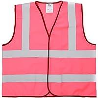 Scan WWHVWLP Hi-Vis Waistcoat - Pink