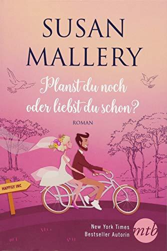 Buchcover Planst du noch oder liebst du schon? (Happily-Serie)