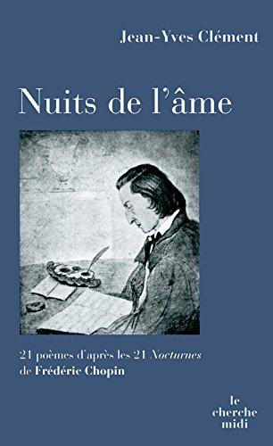 Nuits de l'âme par Jean-Yves CLÉMENT