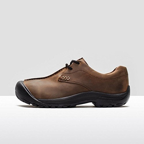 Keen Boston Iii, Chaussures de Randonnée Basses Homme Bison
