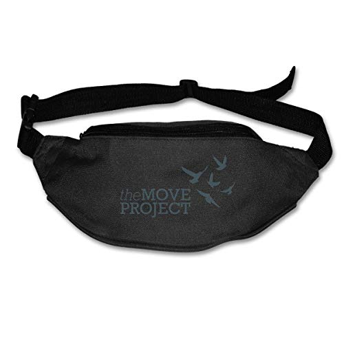 Waist Bag Fanny Pack The Move Project Pouch Running Belt Travel Pocket Outdoor Sports - Value Pack Von Camel