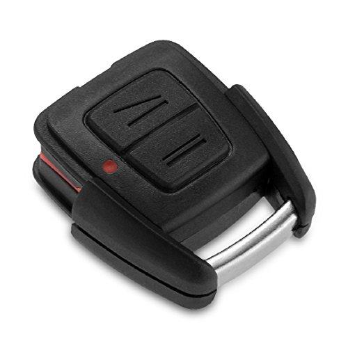 Ersatz Eintrag Fernbedienung Schlüsselanhänger runbber Shell Fall für Opel Astra MK4Vectra B Aoto Car Keyless Mini für Opel Astra MK4Vectra B