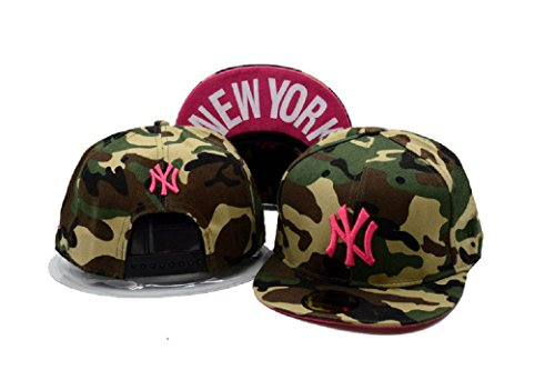 Neue Mode Camouflage (Yankees New Kostüme York)