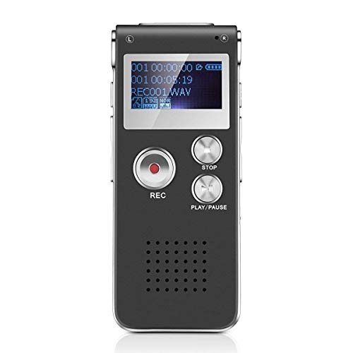 Grabadora de Voz Digital
