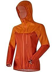 Dynafit Chaqueta de 3capas para mujer Transcend salper, mujer, color Naranja - iowa, tamaño 42 [DE 40]