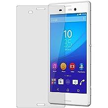 X-One Cristal Templado - Protector de pantalla para Sony Xperia M4 Aqua