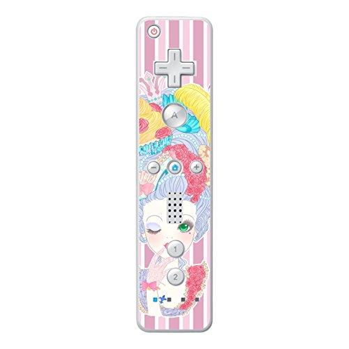 Disagu SF-sdi-3315_1137 Design Folie für Nintendo Wii Controller - Motiv Marie-Antoinette 02