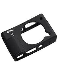 Nikon CF-N8000 Protection en silicone pour appareil photo Nikon 1 J4 Noir