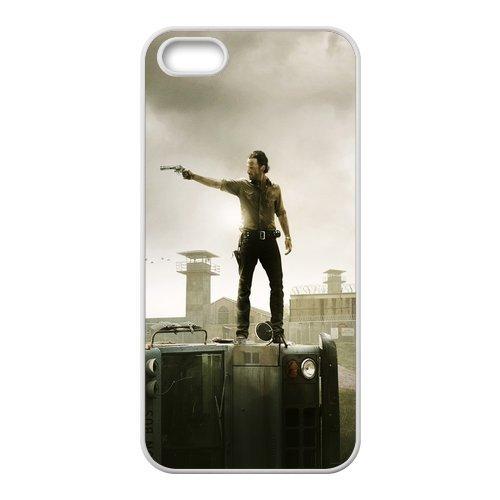 "Pour Apple iPhone 55S ""Coque The Walking Dead, protection Case Protective Cover Handytasche Accessoires pour Apple iPhone 5/5S"