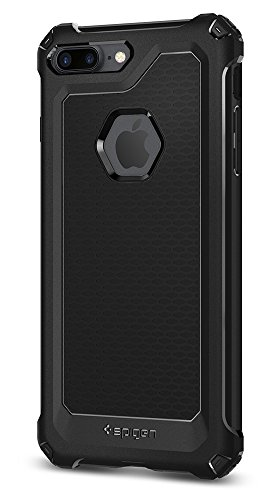 [Sponsored]Spigen Rugged Armor Extra Case For IPhone 7 Plus (2016) / IPhone 8 Plus (2017) - Black 055CS21963