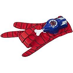 Guante de SpiderMan B9762EU50, superhéroe de Marvel, talla única