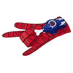 Idea Regalo - Spider-Man B9762EU50 Marvel Hero FX Guanto, Taglia Unica