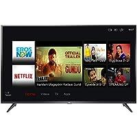 TCL 125.64 cm (50 inches) 4K Ultra HD Smart LED TV 50P65US-2019 (Black) | Built-In Alexa