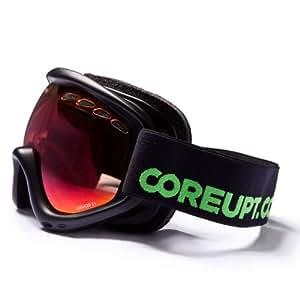 Coreupt.com Masque ski Original Noir