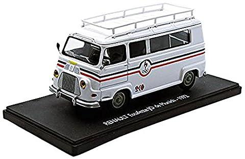 Eligor - 101136 - Véhicule Miniature - Modèle À L'échelle - Renault Estafette - J.o. De Munich - Echelle