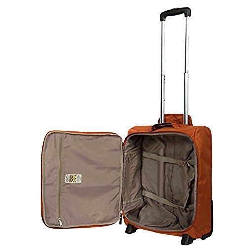 Brics X-travel Trolley Orange/Brown Orange/Brown Venta Barata Comercializable Nicekicks En Venta S5CP2