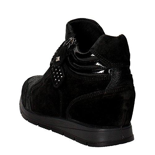 Imac 63381 Sneakers Damen Schwarz