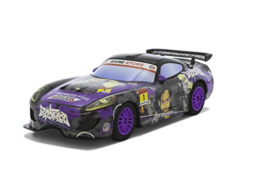 Scalextric Coche Juguete C3837 Team GT Lightning Sunset