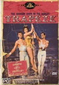 Trapeze by Burt Lancaster