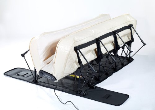 Carlo Milano Gästebett: Luxus-Luftbett mit integrierter Pumpe, 200 x 140 cm (Gäste Luftbetten) - 9