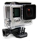 Duragadget Fixation à déclenchement Rapide pour GoPro Hero6 Black/Hero 6 et GoPro...