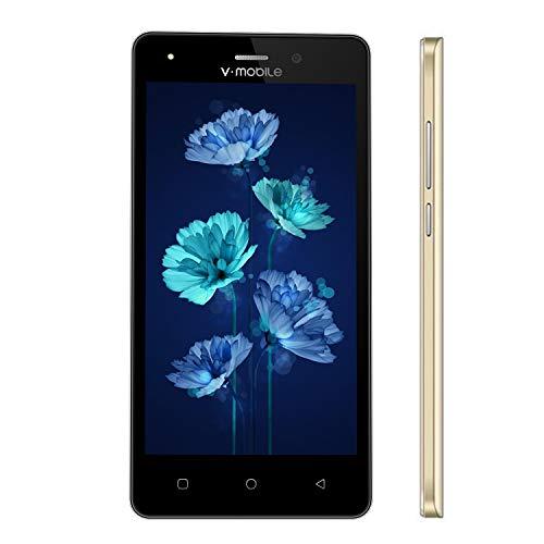 Telefono Movil Libres Baratos 4G, v mobile A10 Celulares Baratos Desbloqueados Nuevos, Dual SIM Smartphone Libre Android...