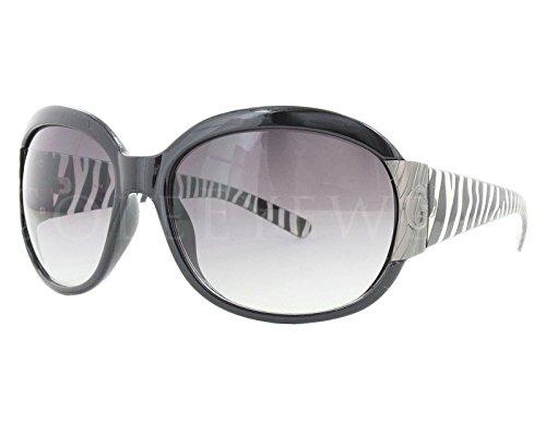 Guess GU7002, Montures de Lunettes Femme, Noir (Nero), 60