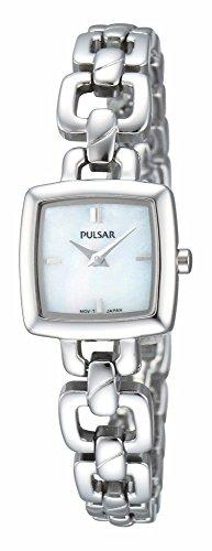 Pulsar Ladies Two Tone Bracelet Watch
