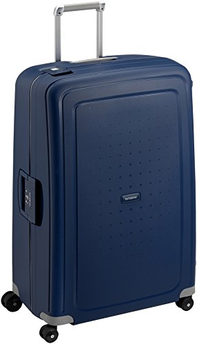 Samsonite - S'cure Spinner, 81/30 81 cm, Azul (DARK BLUE)